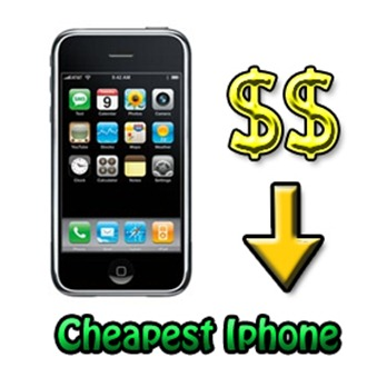 Cheapest Iphone