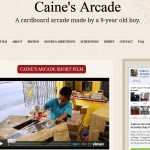 Apparently the Best Way to Make Money is Imagination–Caine's Arcade