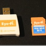 Product Review: Eye-Fi Connect x2 4GB Class 6 SDHC